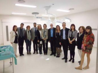 visita APPA i Josep Vilajoana al 4dHealth