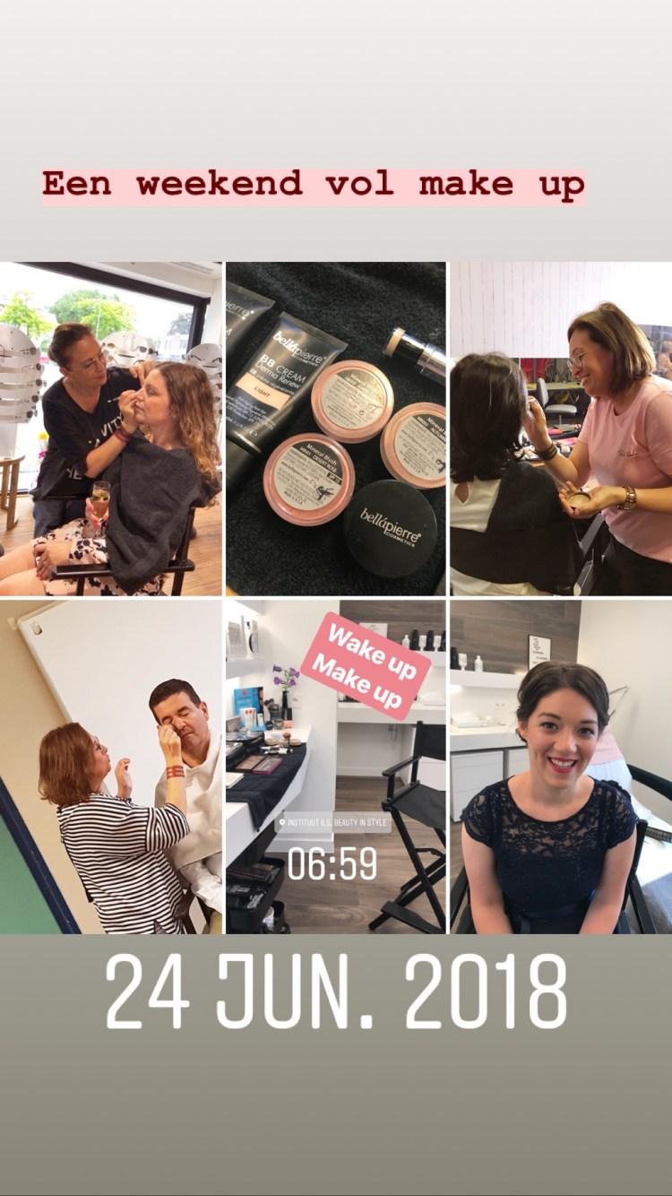 Makeup advies mol
