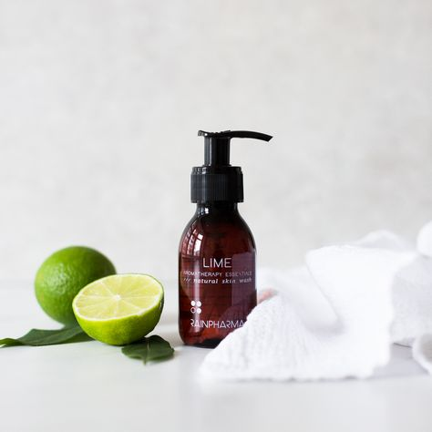 skin wash lime rainpharma