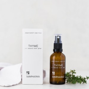 thyme roomspray rainpharma
