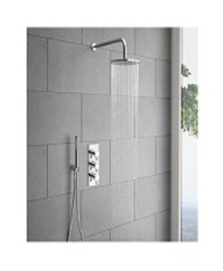 Gallini Triple Round Shower Pack 1