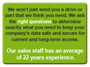 Call the tape experienced sales staff at InStock!