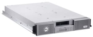 Dell PV124T Tape Library