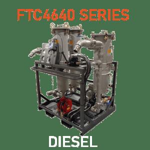 FTC4640 Series - Diesel Engine