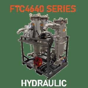 FTC4640 Series - Hydraulic Motor
