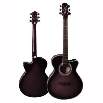 Best Fender FA-135CE Concert Acoustic-Electric Guitar