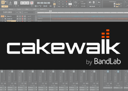 Cakewalk by Band Lab - Free (PC only)