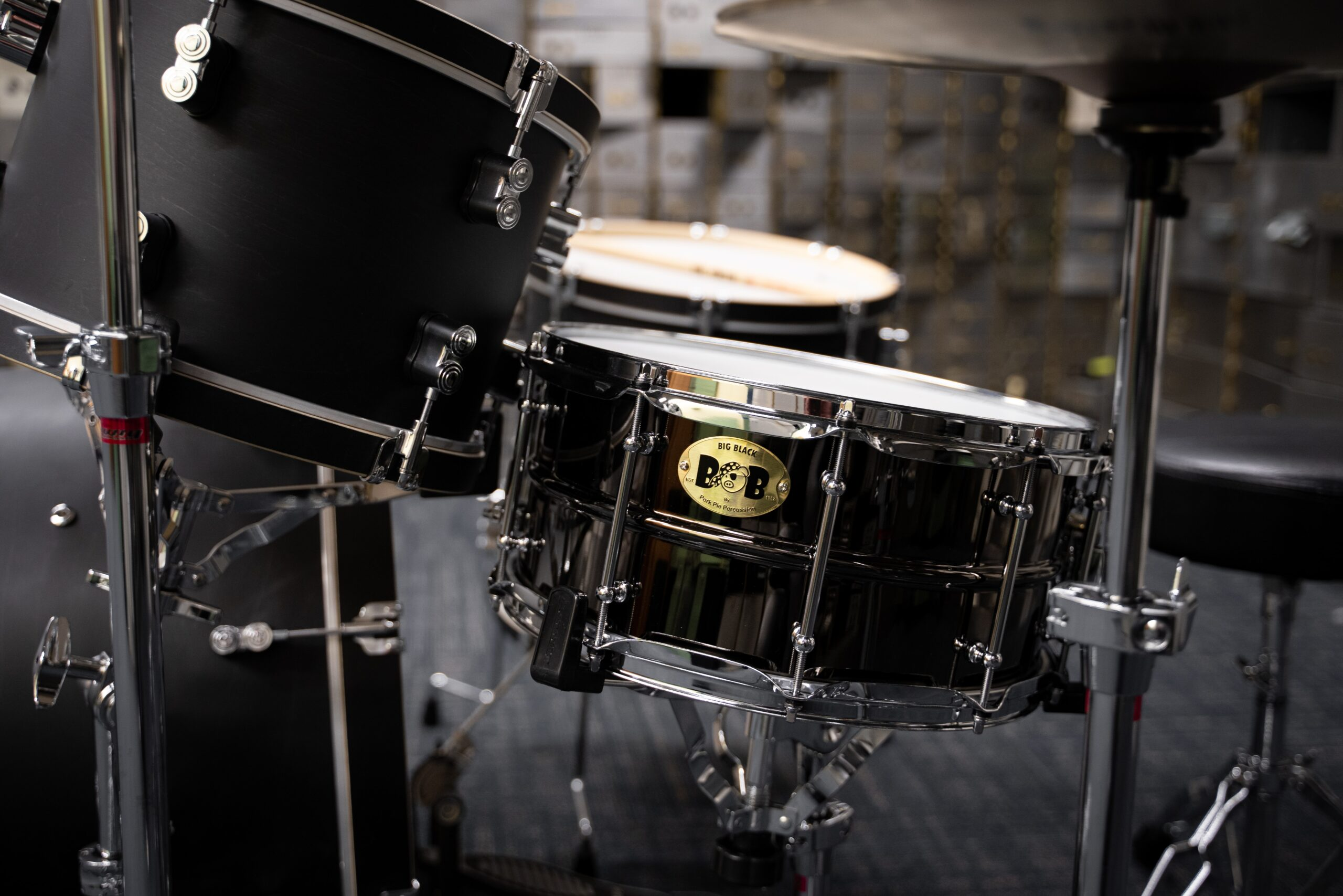 Cymbal drum sets