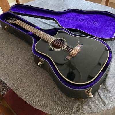 Takamine EF381SC Acoustic-Electric Guitar