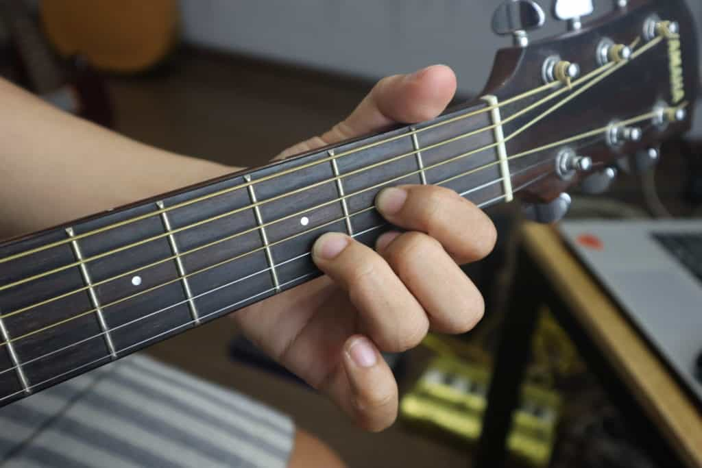 How to Play the D Chord on guitar
