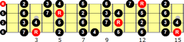 Bass scales: Guide For Begginner