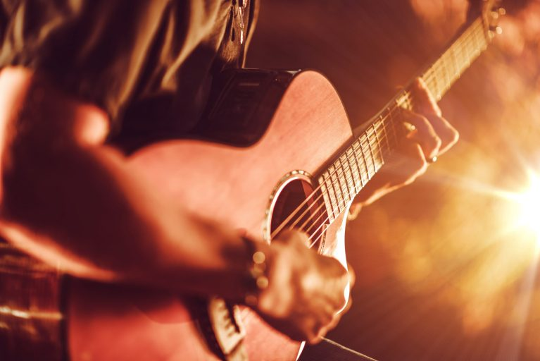 How to Play the G Sharp Major Guitar Chord