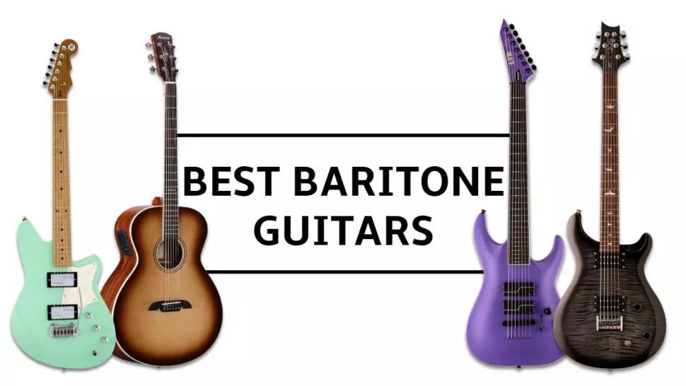 baritone guitars