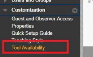 "screenshot of ""tool availability"""