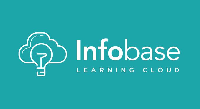 Infobase learning center logo