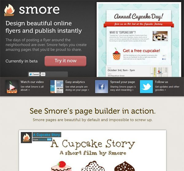 create amazing flyers using smore instructional tech talk