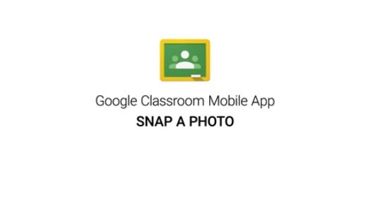 How to Snap a Photo in Google Classroom | Instructional Tech