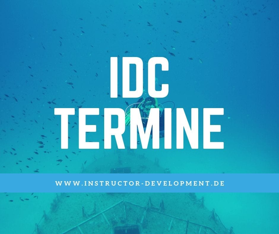 IDC Termine Instructor Development Course