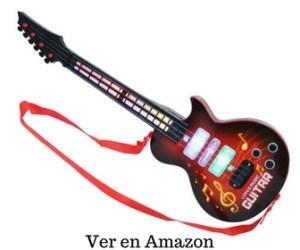 Las Mejores 20 Guitarras Para Niños 2019 Los Pequeños De