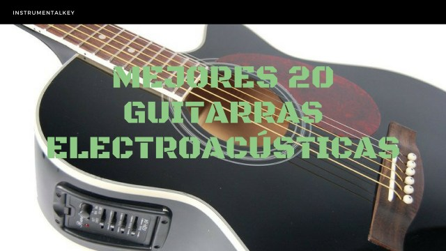 Las mejores 20 guitarras electroac sticas baratas 2019 for Guitarras electricas baratas