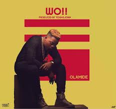 olamide wo instrumental beat download