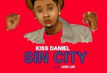 kiss daniel sin city instrumental freebeat download