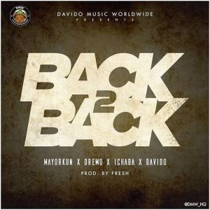 mayorkun back to back instrumental free beat download