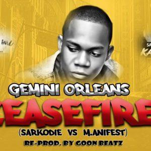 gemini cease fire instrumental freebeat