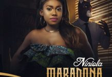 Niniola maradona instrumental by endeetone