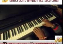 davido fall piano cover