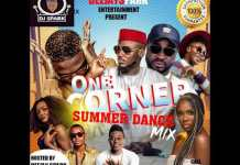 Latest Makosa One Corner Summer Dance Mix