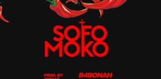 B4bonah sofo moko instrumental by kwaes