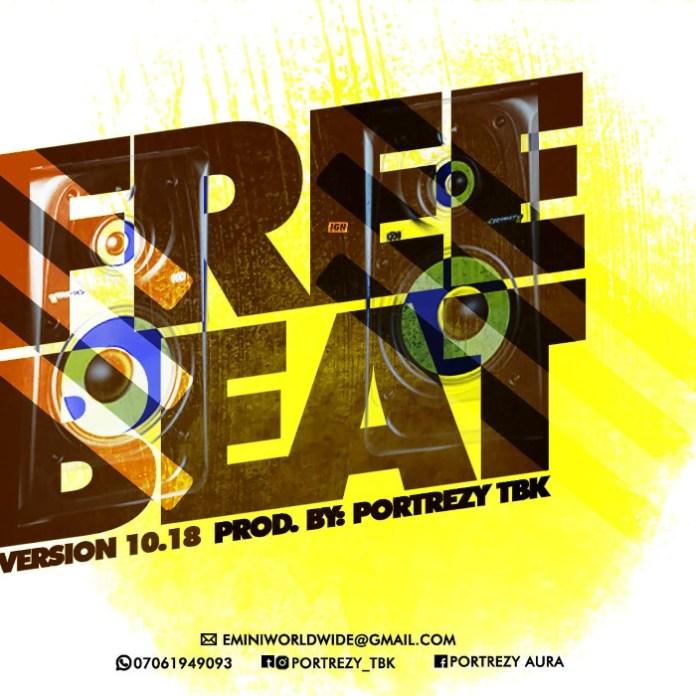 free beat by portrezytbk