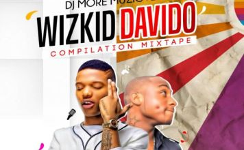 Best Of Wizkid AND Davido Mix 2018