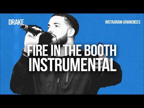 drake fire in the booth instrumental