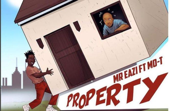 mr eazi property instrumental ft Mo-T