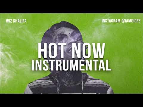 wiz khalifa hot now instrumental