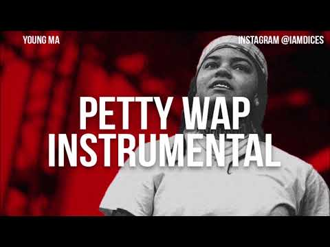 young m.a petty wap instrumental