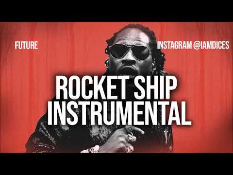 Future Rocket Ship Instrumental