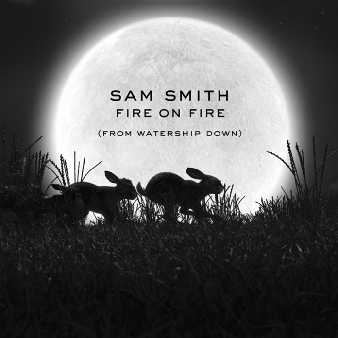 Sam Smith Fire On Fire Instrumental