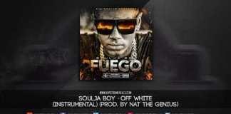 Soulja Boy - Off White Instrumental by Nat The Genius