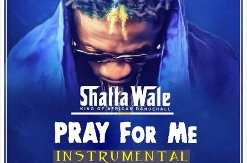 Shatta Wale Pray For Me Instrumental