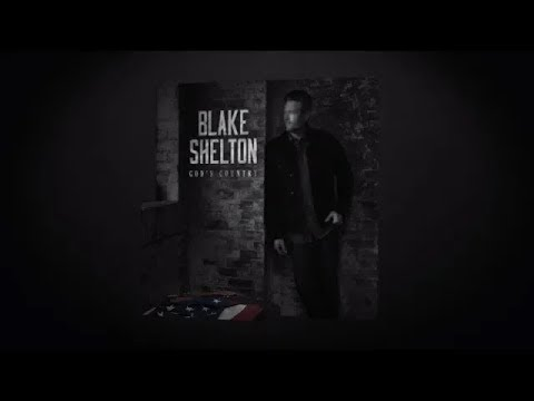 Blake Shelton Gods Country instrumental