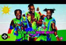 The New Day 2nd Theme Song New Day New Way 2019