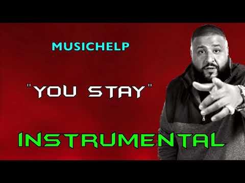 Dj Khaked You Stay Instrumental