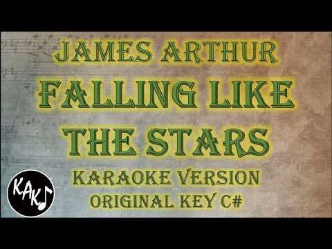 James Arthur - Falling like the Stars Instrumental
