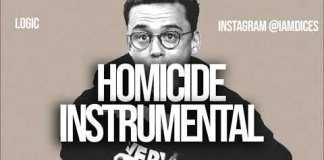 Logic Homicide Instrumental ft Eminem