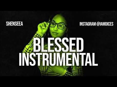 Shenseea Blessed ft. Tyga Instrumental