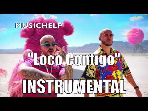 DJ Snake, J. Balvin, Tyga - Loco Contigo Instrumental