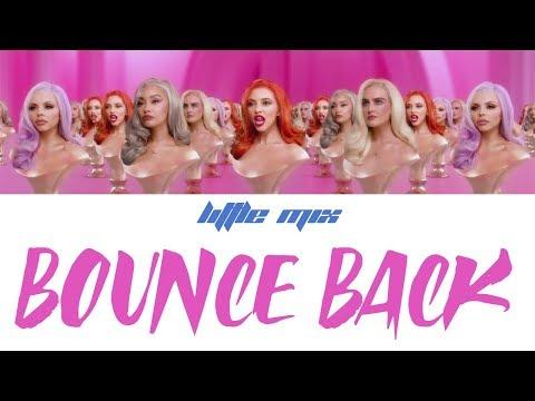 Little Mix - Bounce Back instrumental
